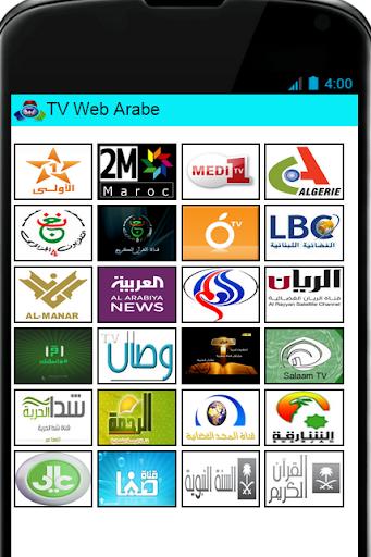 TV WEB ARABE