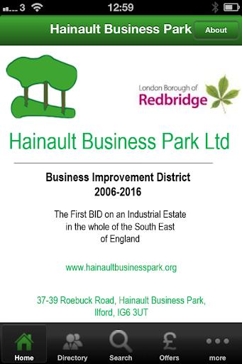 Hainault Business Park