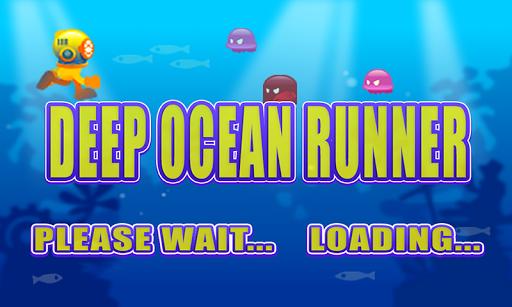 Deep Ocean Runner Adventure
