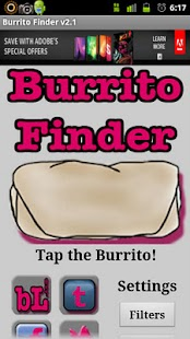 Burrito Finder Free - screenshot thumbnail