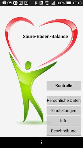 Säure-Base-Balance