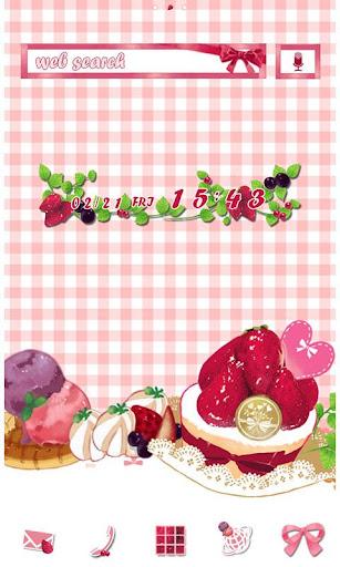 Sweet Theme Strawberry Picnic 2.0.0 Windows u7528 1
