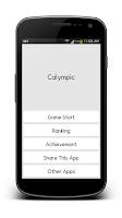 Screenshot of Calympic
