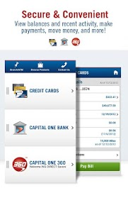Capital One® Mobile - screenshot thumbnail