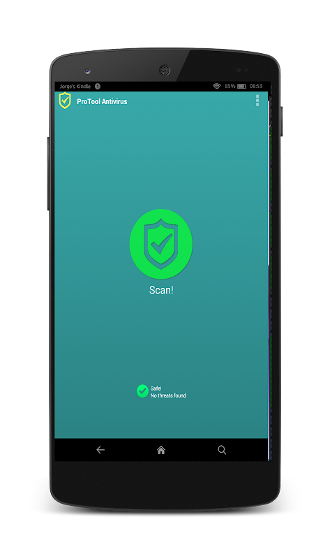 Antivirus Pro for Android™ screenshots