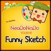 YOU&I Sketch
