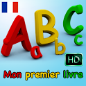 My first book of French ABC icon