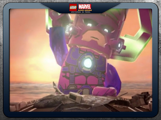 LEGO ® Marvel Super Heroes  screenshots 9