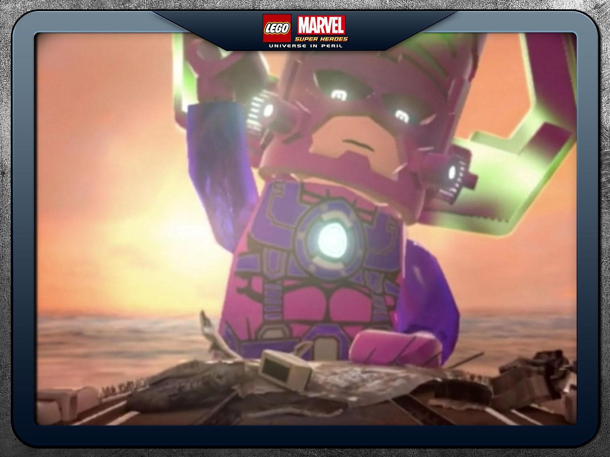LEGO ® Marvel Super Heroes screenshot #9