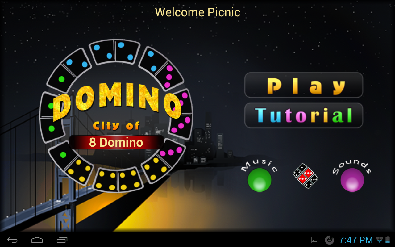 Domino Bracelet- screenshot