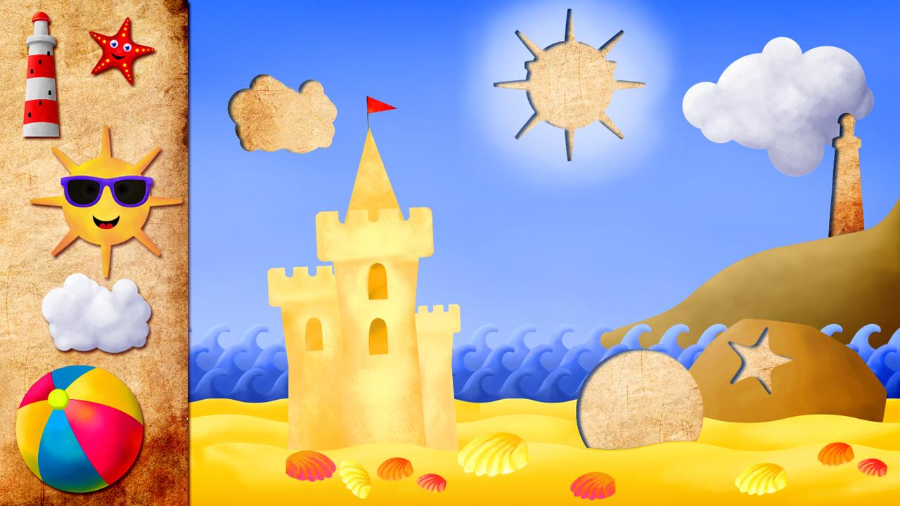 Animasi HD Puzzle Untuk Anak Apl Android Di Google Play
