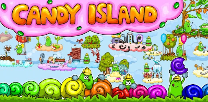 Candy Island – The Sweet Shop apk