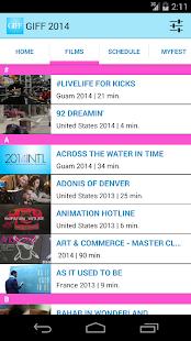 GIFF 2014 - screenshot thumbnail