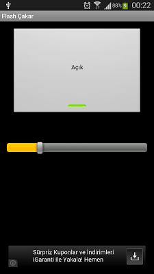 Flash Çakar - screenshot