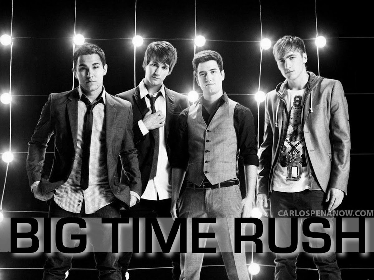 Big Time Rush Hot Songs - screenshot