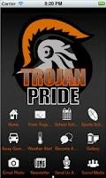 Screenshot of Trojan Pride