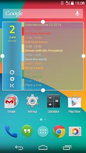 Clean Calendar Widget Pro v4.5