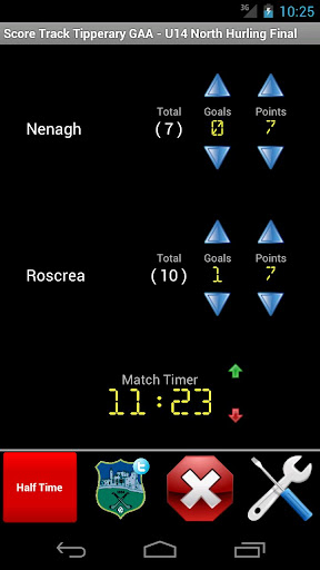 Score Track Tipperary