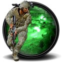 Modern Warfare Guns logo