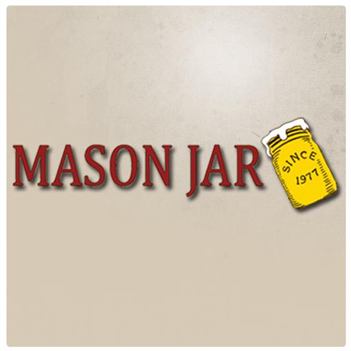 Mason Jar LOGO-APP點子