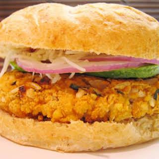 All-Star Veggie Burger.