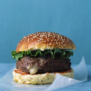 Turkey Cheddar Burgers