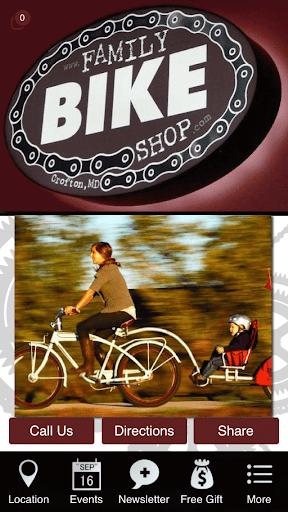 Family Bike Shop Crofton MD