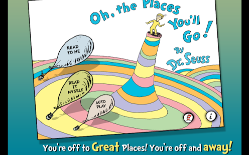 Oh, the Places You'll Go! - screenshot thumbnail