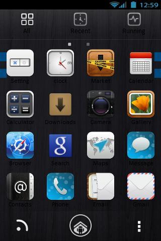 Go Elegant Minimalistic - screenshot
