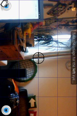 AndCam3D - 3D Camera - screenshot