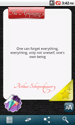 Schopenhauer - Free quotes