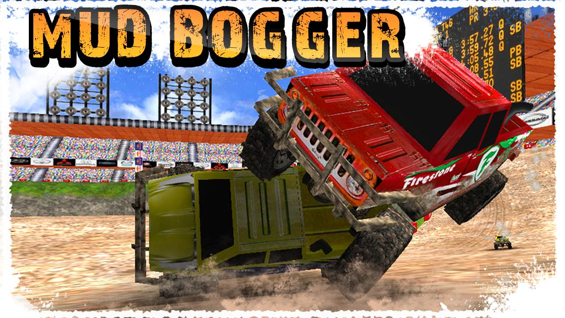 Mud Bogger ( 3D Racing Game )- screenshot