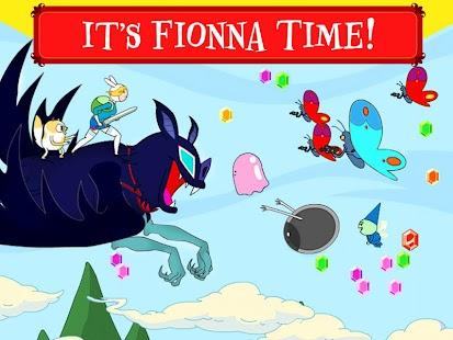 Fionna Fights - Adventure Time - screenshot thumbnail