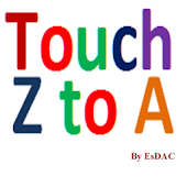 Touch Z to A