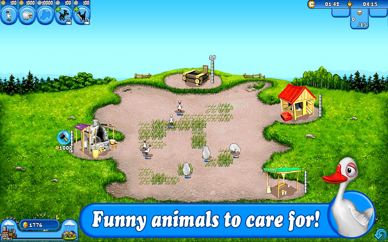 Farm Frenzy- screenshot