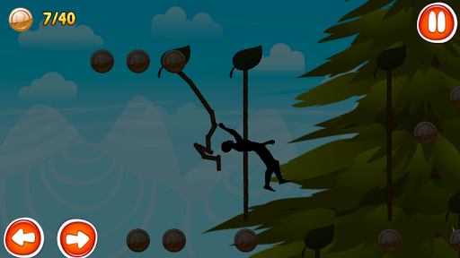 Shadow Man Rope Jumper