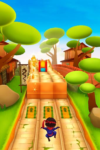 Ninja Kid Run Free - Fun Games 1.2.9 screenshots 3