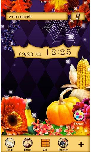 Halloween Harvest Wallpaper 1.1 Windows u7528 1