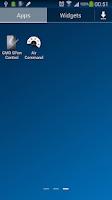 Screenshot of GMD Air Command Shortcut