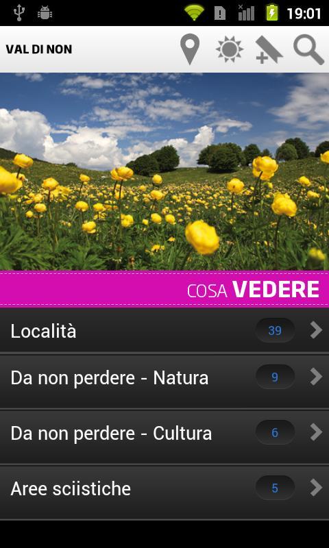 Val di Non Travel Guide- screenshot