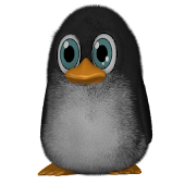 Puffel the penguin