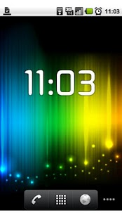 ClockWidget - screenshot thumbnail