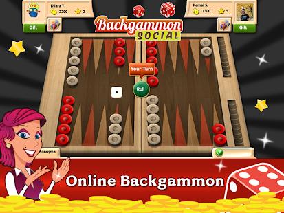 backgammon social