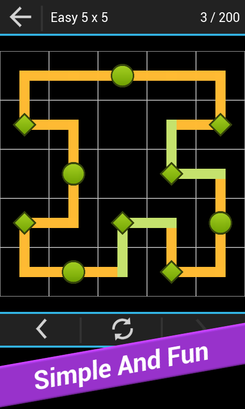 Draw Loops - screenshot
