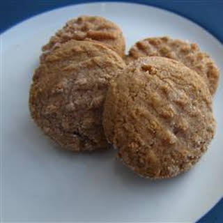 Chai Butter Cookies.