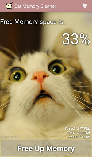 Cat Memory Cleaner 1.1.1 Windows u7528 4