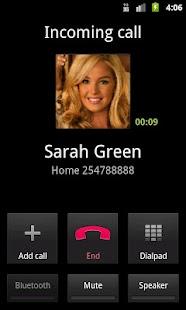 Mr Caller (Fake Call&SMS) - screenshot thumbnail