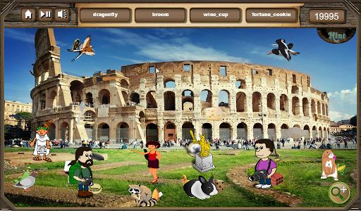 Hidden Objects Rome