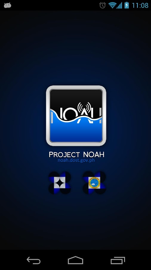 Project NOAH- screenshot