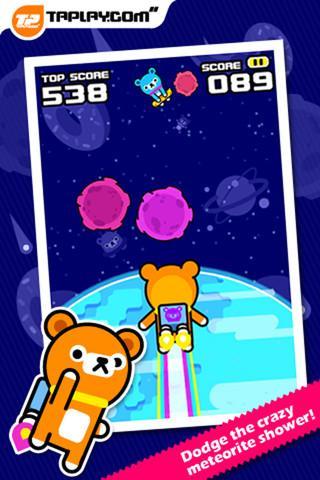 Tappi Bear - Space Rush
